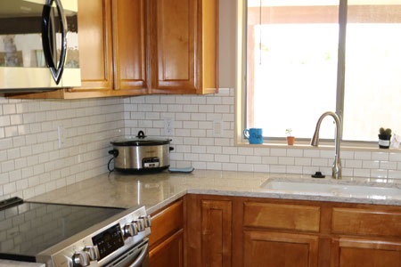 Husbands 2 Go Kitchen Remodel